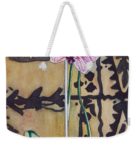 Small Orchids Weekender Tote Bag