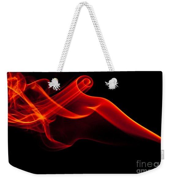 Smokin Weekender Tote Bag