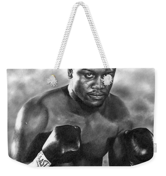 Smokin' Joe Weekender Tote Bag