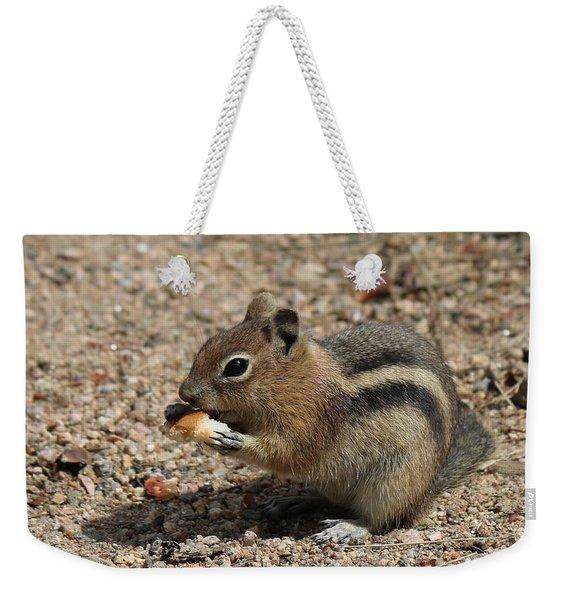 Snack Time Weekender Tote Bag