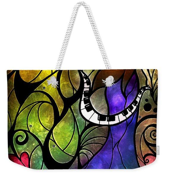So This Is Love Weekender Tote Bag