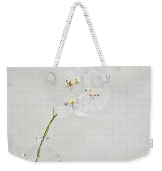 Soft As A Whisper Weekender Tote Bag