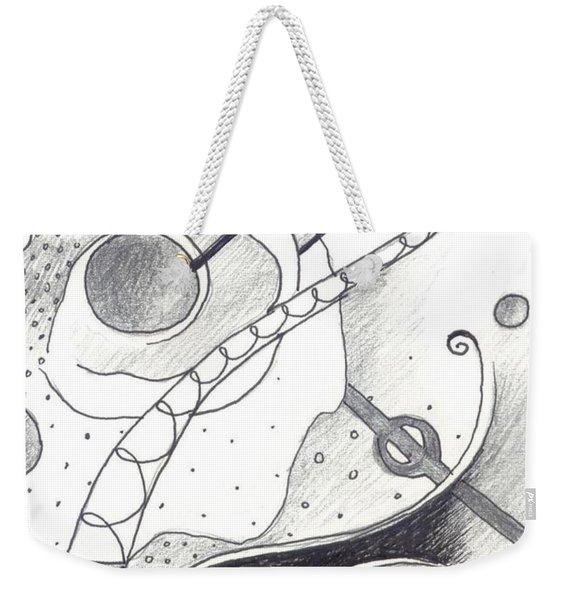 Soft Landings 1 Weekender Tote Bag