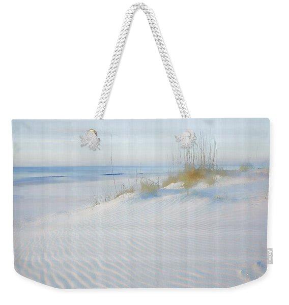 Soft Sandy Beach Weekender Tote Bag