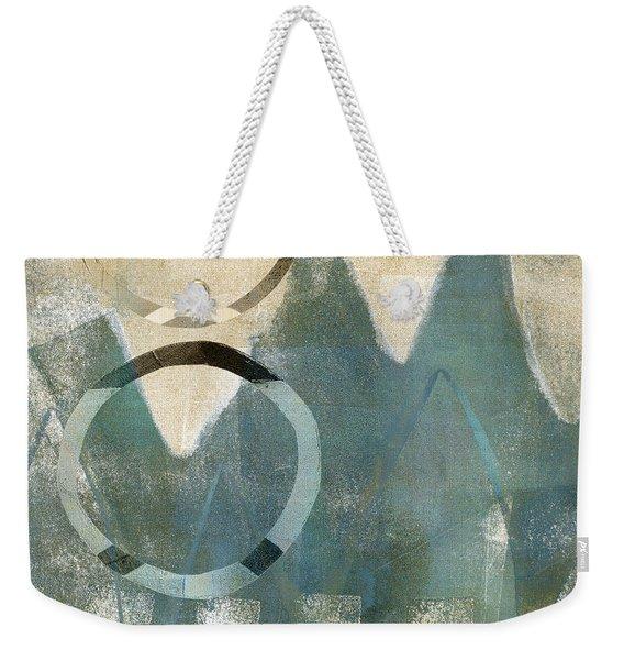 Softly Faded Weekender Tote Bag