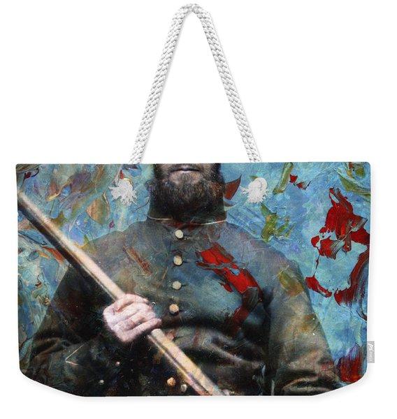 Soldier Fellow 2 Weekender Tote Bag