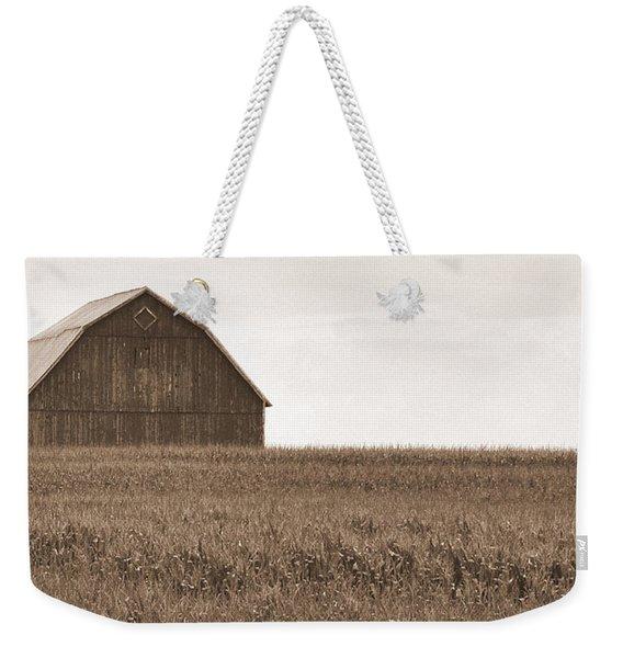 Solitary Weekender Tote Bag