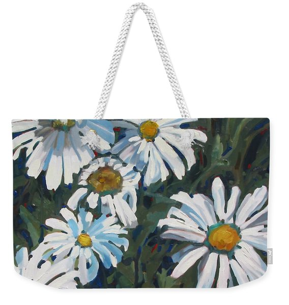 Some Are Daisies Weekender Tote Bag