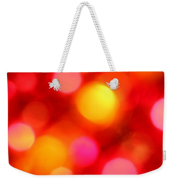 Some Like It Hot Weekender Tote Bag