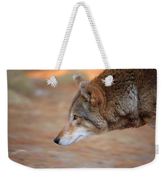 Something Got Her Attention Weekender Tote Bag