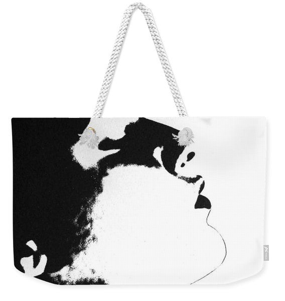 Something In Mind Weekender Tote Bag