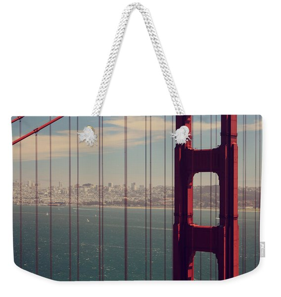Something To Hold On To Weekender Tote Bag