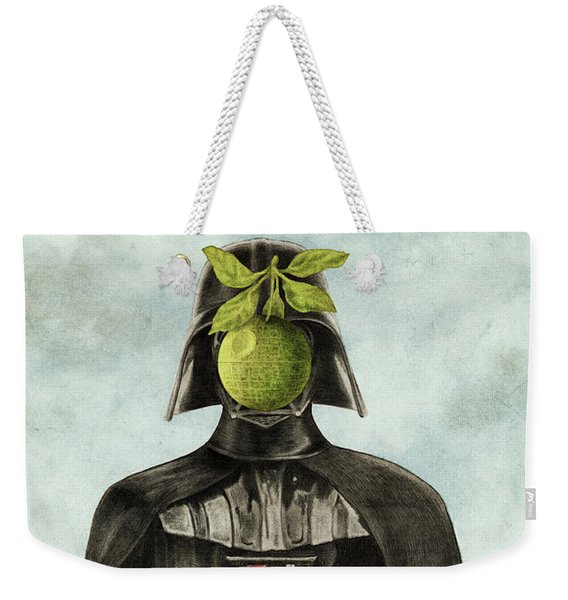 Son Of Darkness Weekender Tote Bag