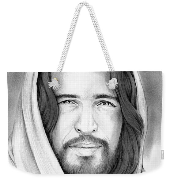 Son Of Man Weekender Tote Bag