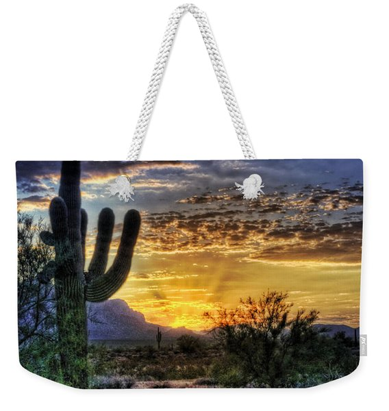 Sonoran Sunrise  Weekender Tote Bag