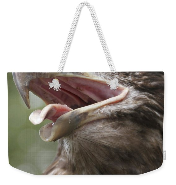 Soul Kiss Weekender Tote Bag