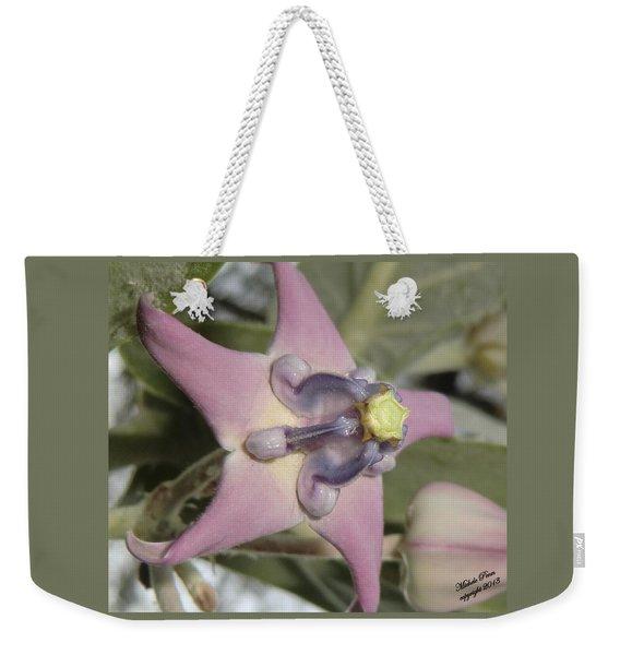 Soulful Star  Weekender Tote Bag