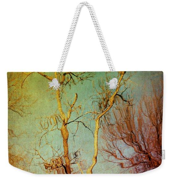 Souls Of Trees Weekender Tote Bag