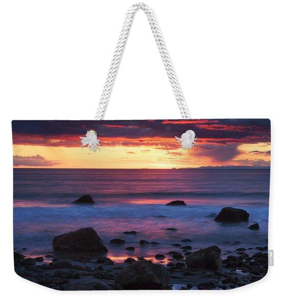 Sound Colors Weekender Tote Bag