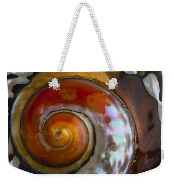 South African Turban Shell Weekender Tote Bag