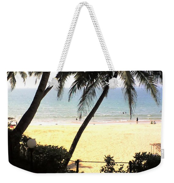 South Beach - Miami Weekender Tote Bag