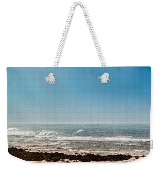 South Shore Maui Beach House Weekender Tote Bag