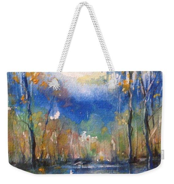 Southern Comfort Weekender Tote Bag