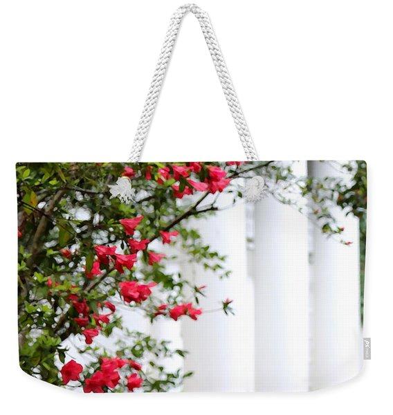 Southern Home - Digital Painting Weekender Tote Bag
