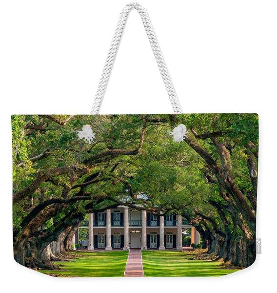 Southern Time Travel Weekender Tote Bag