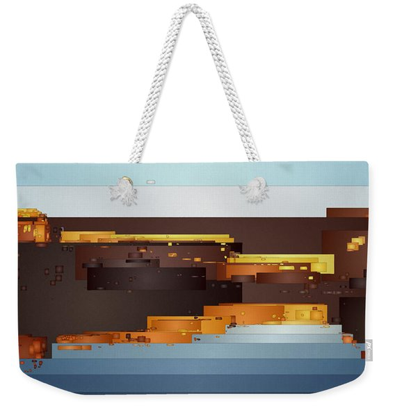 Southwest Sunrise 1 Weekender Tote Bag