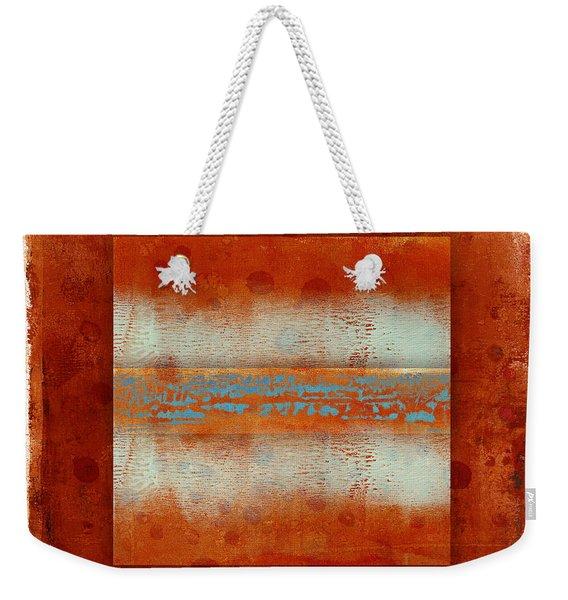 Southwest Sunset 1 Weekender Tote Bag