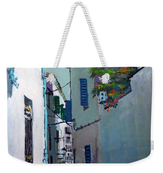Spain Series 09 Cadaques Weekender Tote Bag
