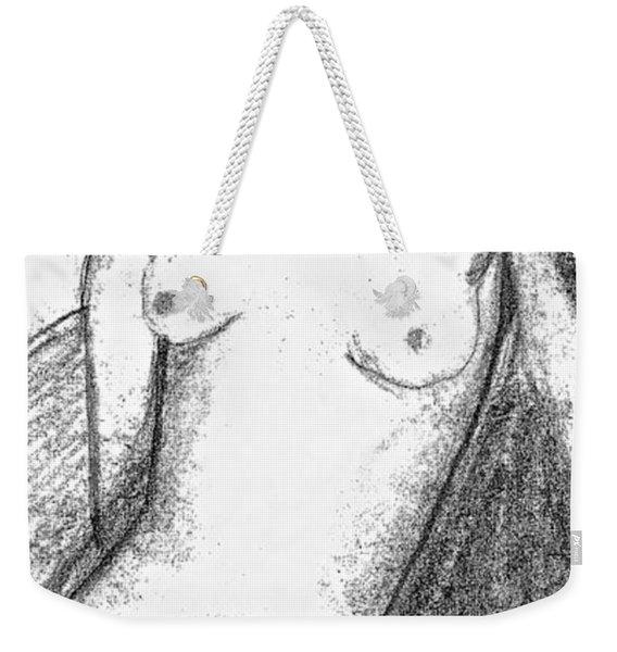 Spanish Beauty Weekender Tote Bag