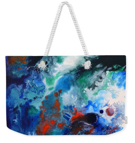 Spark Of Life Canvas One Weekender Tote Bag