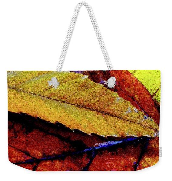 Spearpoint Weekender Tote Bag
