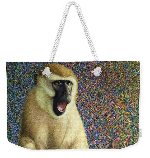Speechless Weekender Tote Bag