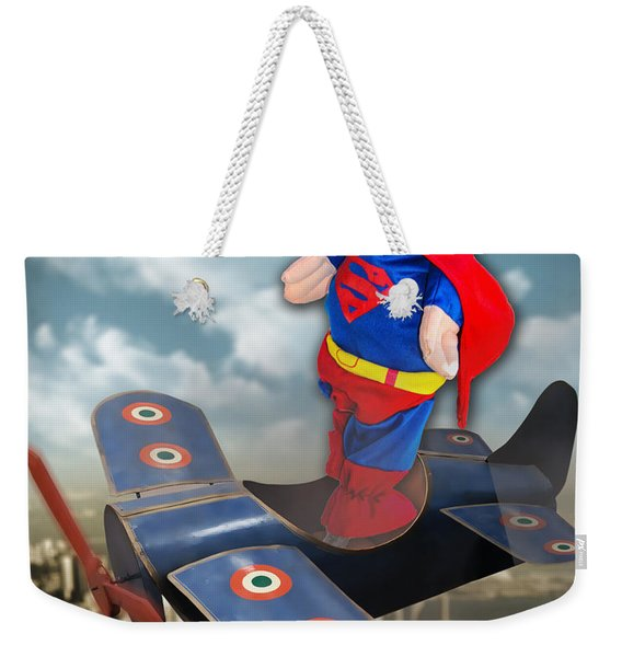 Speedolini Flying High Weekender Tote Bag