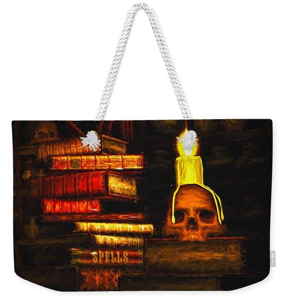 Spells Weekender Tote Bag