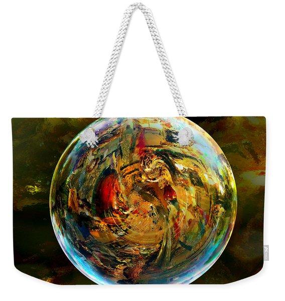 Sphere Of Refractions Weekender Tote Bag