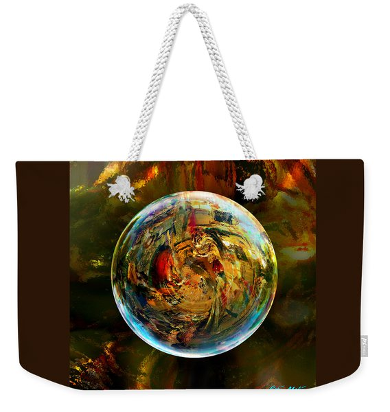 Sphere Of Refractions Weekender Tote Bag