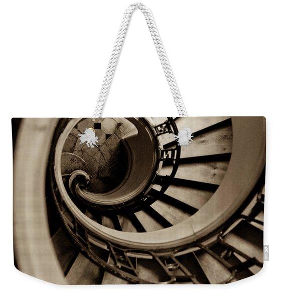 Spiral Staircase Weekender Tote Bag