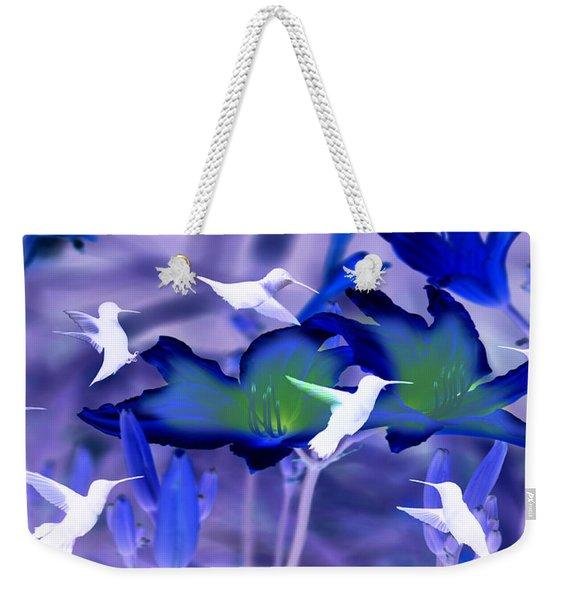 Spirit Of The Humming Bird Weekender Tote Bag