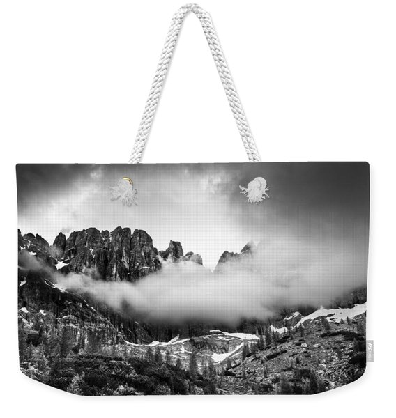 Spirits Of The Mountains Weekender Tote Bag