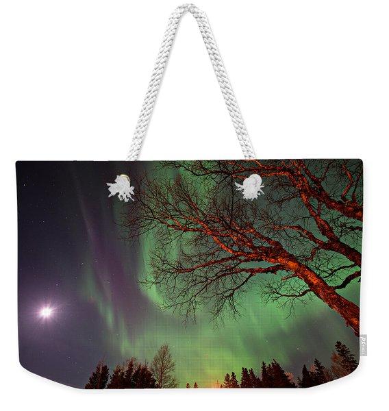 Spirits Of The Night    Weekender Tote Bag