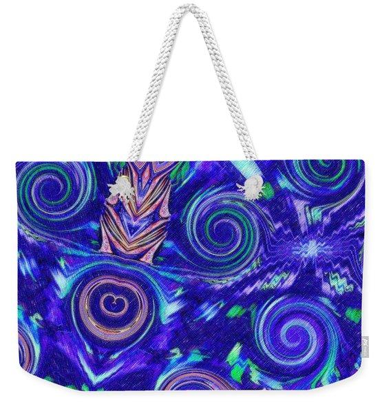 Spiritual Waters Weekender Tote Bag