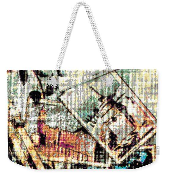 Spirtuality IIi Weekender Tote Bag
