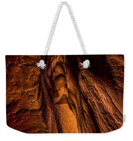 Spooky Colors Weekender Tote Bag