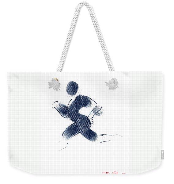 Sport A 1 Weekender Tote Bag
