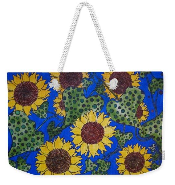 Spot On Weekender Tote Bag