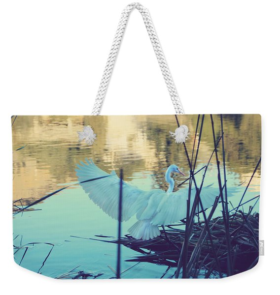 Spread Those Wings And Fly Weekender Tote Bag